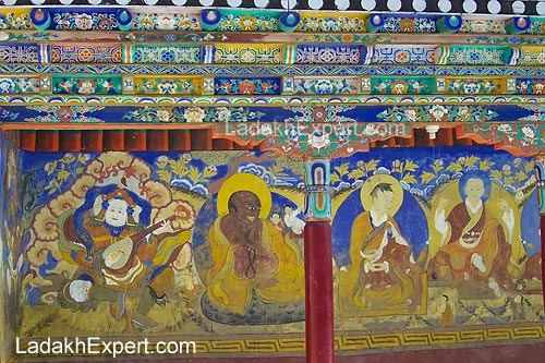 thiksey-gompa